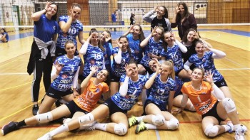 Nova tri boda Dinama za drugo mjesto 1. Hrvatske odbojkaške lige