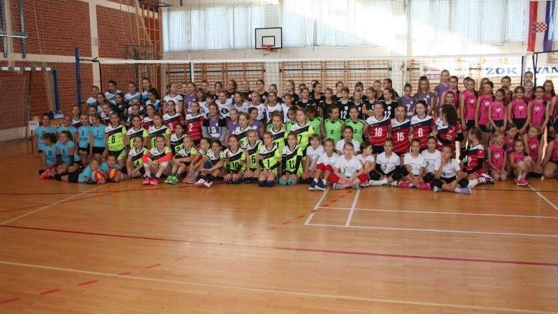 Počela natjecanja mlađih uzrasta odbojkaških klubova sa sjevera Hrvatske