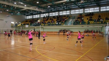 Održan prvi turnir 2. lige mini i male odbojke u Ludbregu