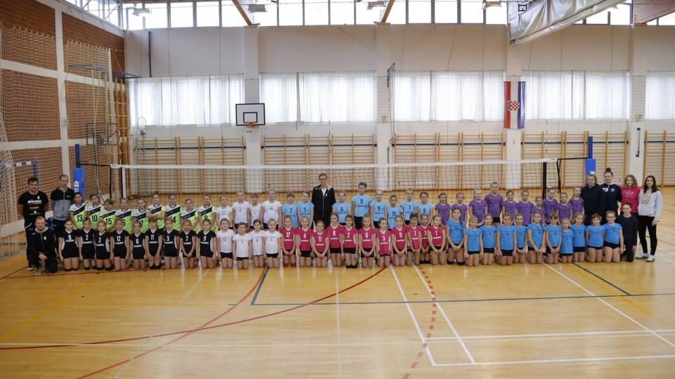 Pokrenuta liga supermini odbojke u Varaždinskoj županiji