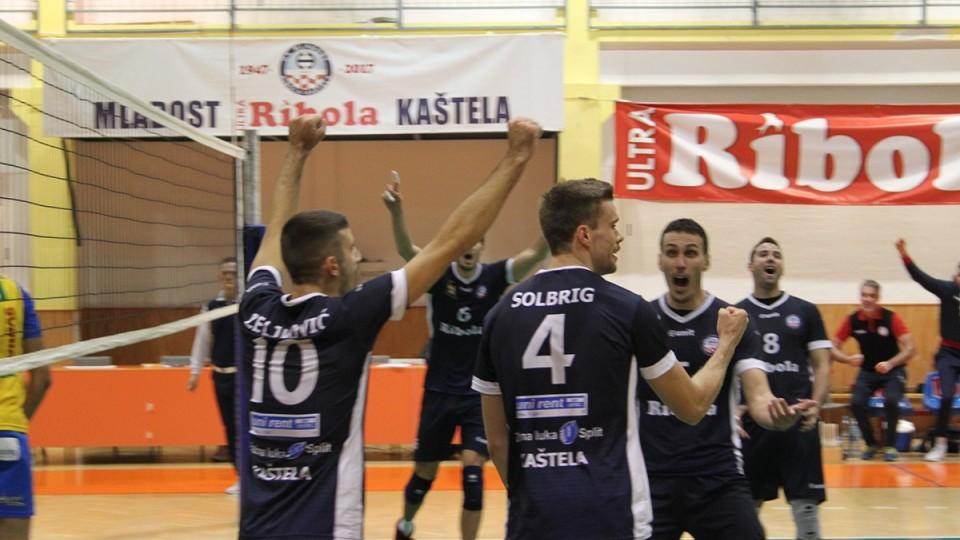 Veliki preokret Kaštelana za pobjedu nad austrijskim prvakom