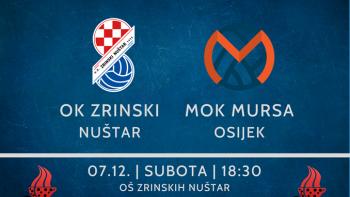 Zrinski Nuštar ugostio drugu momčad Murse iz Osijeka