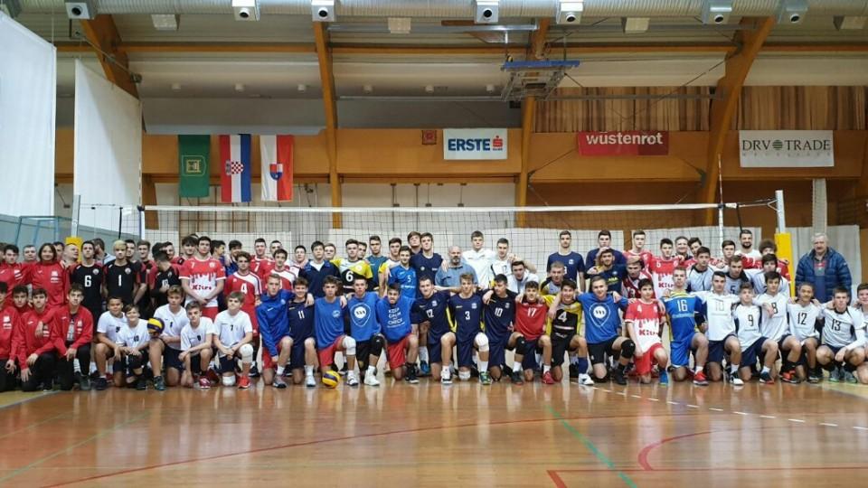 Juniori zagrebačke Mladosti zlatni na završnici prvenstva regije Sjever