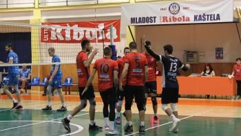 Kaštelanski odbojkaši izborili osminu finala Challenge kupa